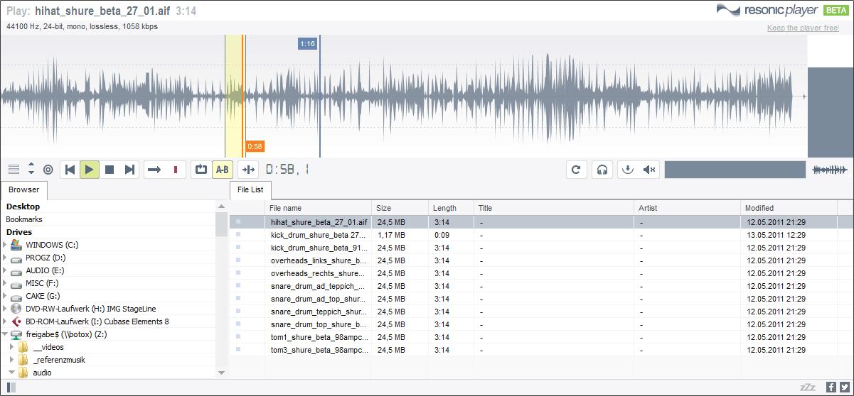 kostenlose musikprogramme zum