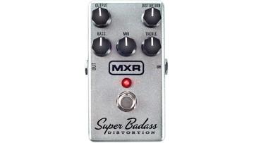 MXR Super Badass Distortion Testbericht
