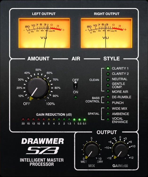 Softube Drawmer S37