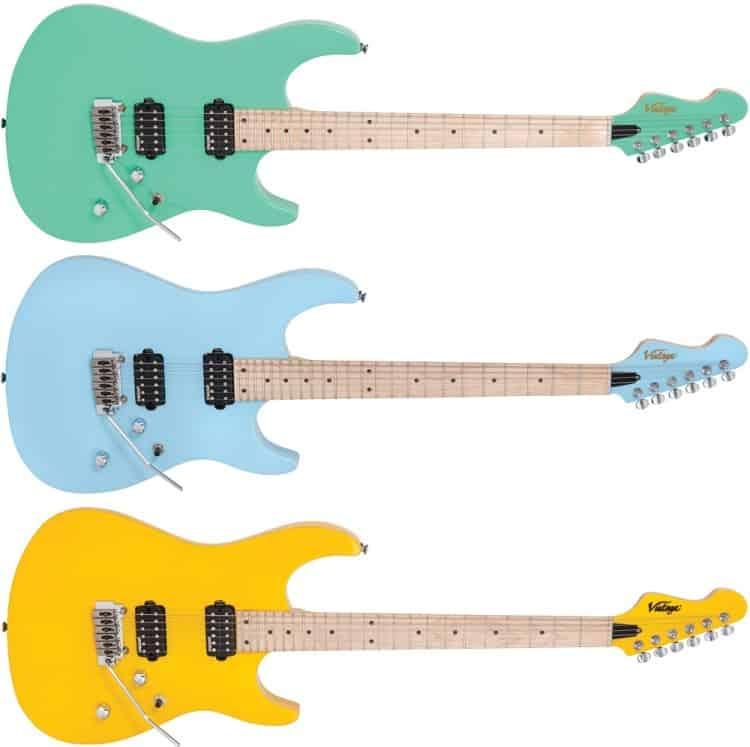 Vintage Guitars V6M24