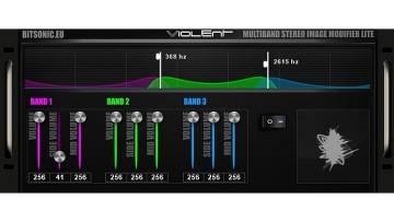 Freeware Friday: Bitsonic Multiband Stereo Image Modifier Lite