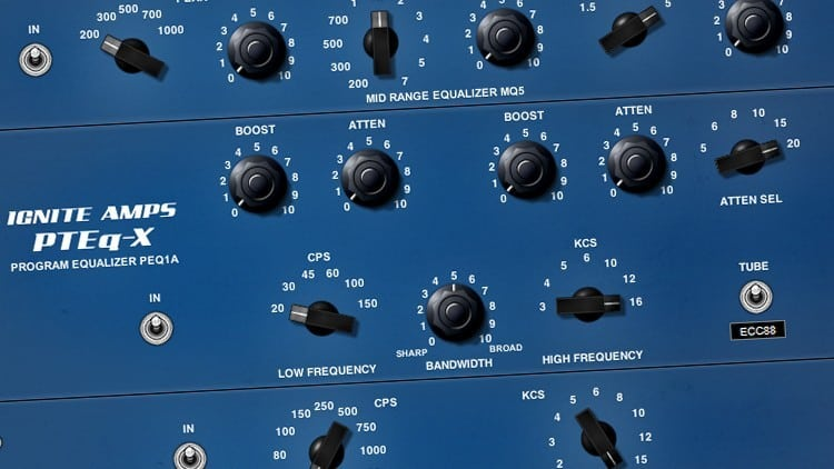 Freeware Friday: Ignite Amps PTEq-X