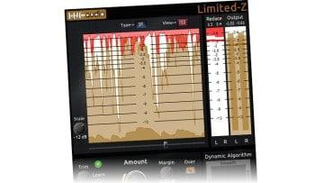Freeware Friday: LVC-Audio Limited-Z - Kostenloser Limiter