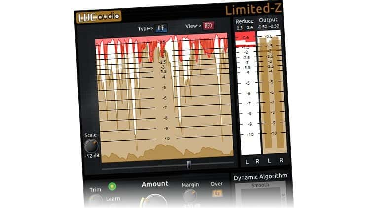 Freeware Friday: LVC-Audio Limited-Z - Kostenloser Limiter
