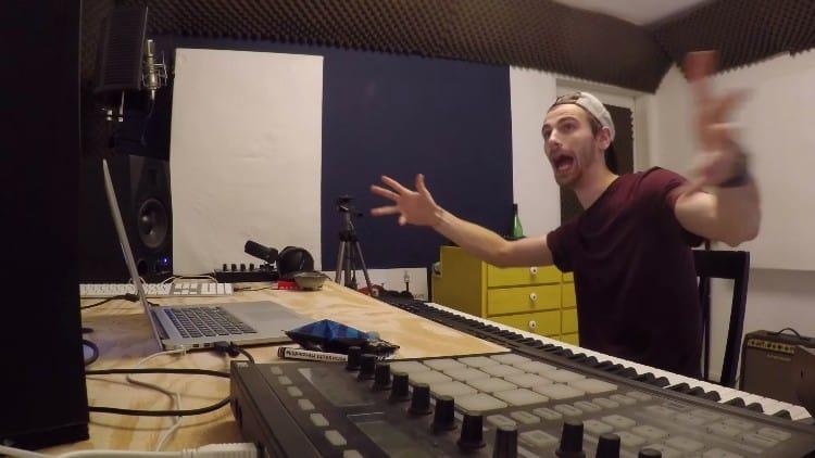 Heimwerkerking: Studio einrichten DIY [YouTube Pick des Tages]
