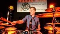 Drum Camp auf der Musikmesse