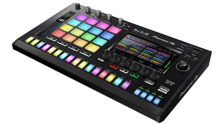 Pioneer DJ Toraiz SP-16