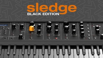 Studiologic sledge 2.0 Black Edition
