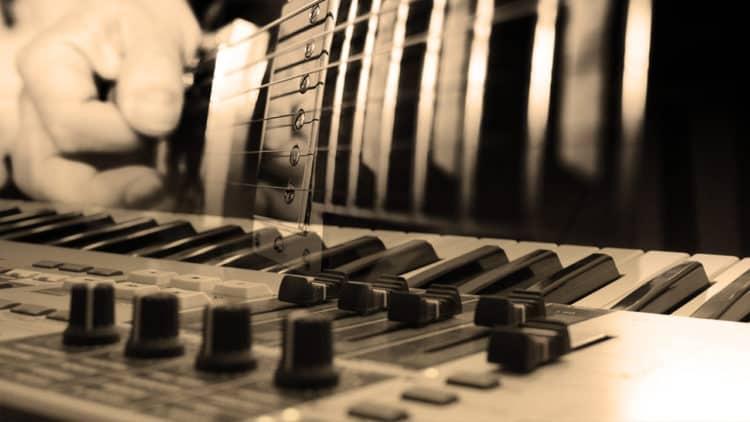 Prozess Musikproduktion