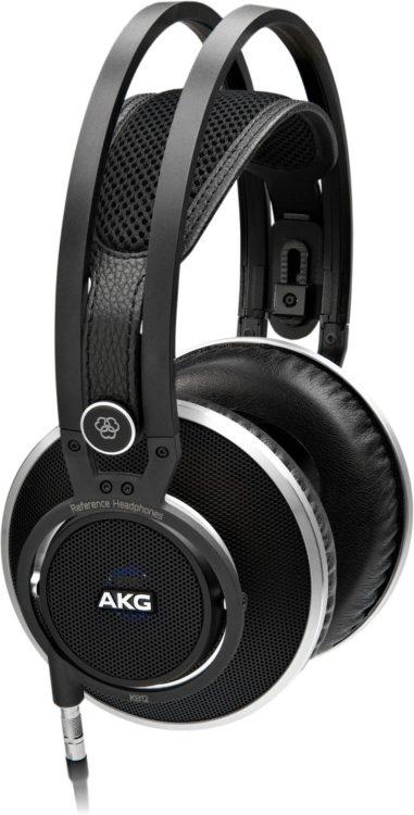 Kopfhörer für Mastering & Mixing – AKG K812