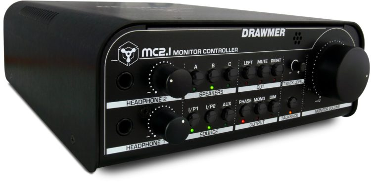 Monitor Controller: Der ultimative Ratgeber – Drawmer MC2.1