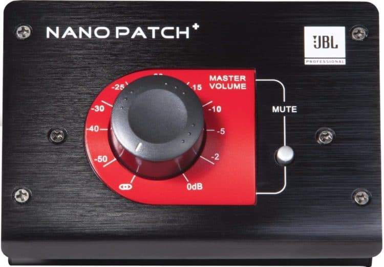 Monitor Controller: Der ultimative Ratgeber – JBL Nano Patch+
