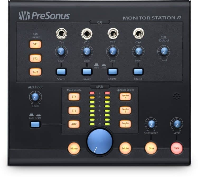 ller: Der ultimative Ratgeber – PreSonus Monitor Station V2