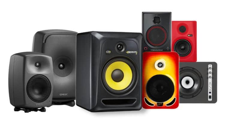 Lautsprecher Studio