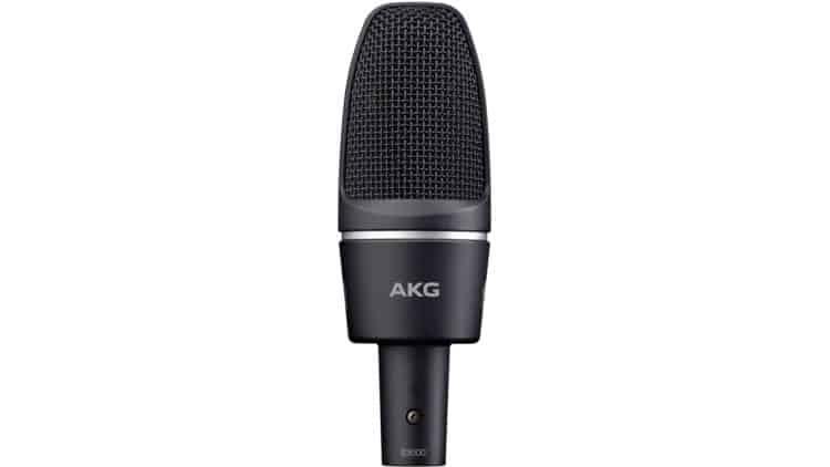 AKG C3000 Testbericht