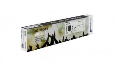 beyerdynamic TG V50d s MIC SET Testbericht