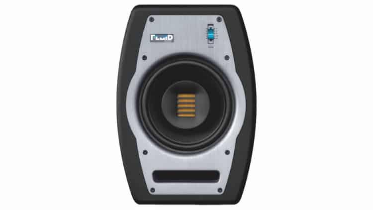 fluid audio fpx7 test