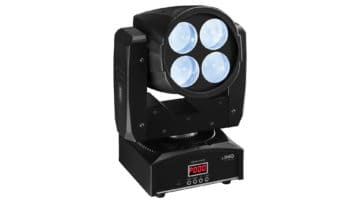 IMG STAGELINE XBeam-410 LED Testbericht