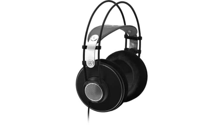 Kopfhörer für Mastering & Mixing – AKG K612 PRO