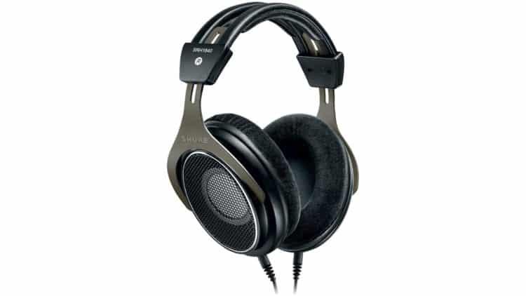Kopfhörer für Mastering & Mixing – Shure SRH1840
