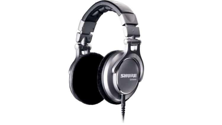 Kopfhörer für Mastering & Mixing – Shure SRH940