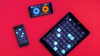 Erhältlich für iPhone und iPad: Die »Remixlive« und »Cross DJ Pro« Apps.