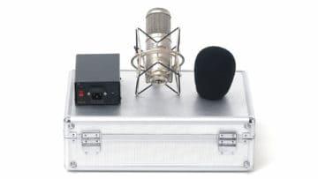 Das t.bone SCT 700 bringt alles mit, was Du für deine Vocal-Aufnahmen im Homestudio benötigst.