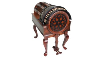 27 seltene Musikinstrumente