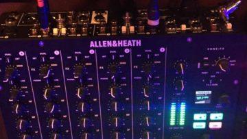 Allen & Heath Xone:PX5: Fortgeschrittener DJ-Mixer für 4+1 Kanäle