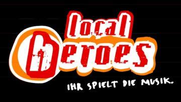 Anmeldungen für den »local heroes HESSEN« Contest werden bis zum 10. August entgegen genommen.