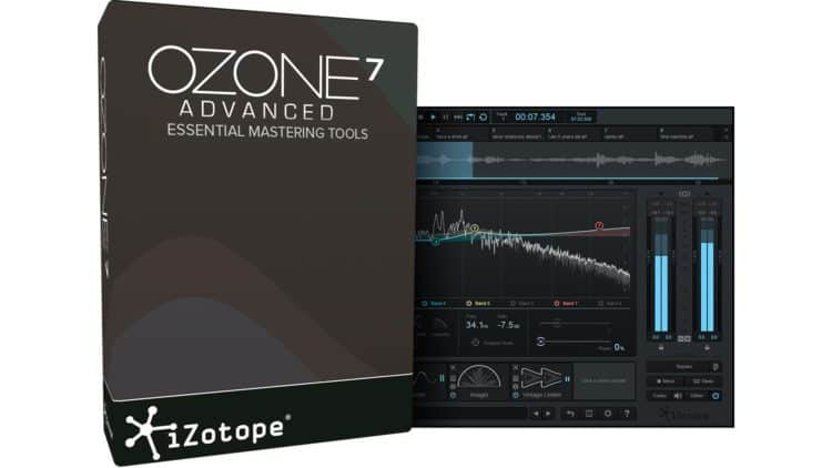 iZotope Ozone - Audio Editor & Mastering Software