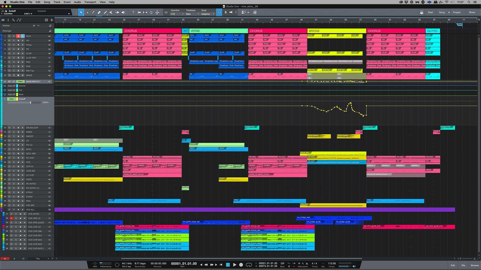 Song Arrangement: Druckvoll & durchsetzungsfähig - delamar