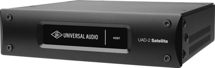 Universal Audio UAD-2 Satellite USB QUAD Testbericht