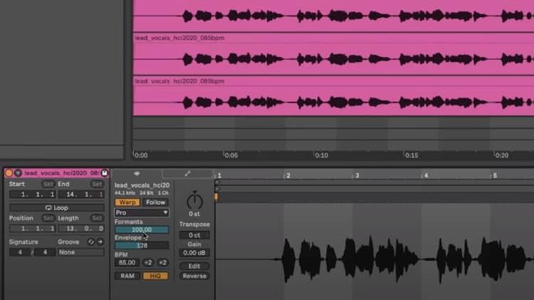 Vocals fetter abmischen