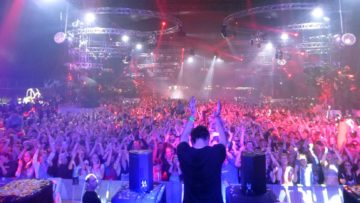 40.000 Besucher lauschten den Klängen der ProAudio Technology VT20.