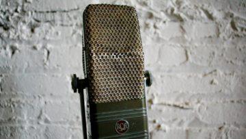 FAQ: Was ist ein Bändchenmikrofon?