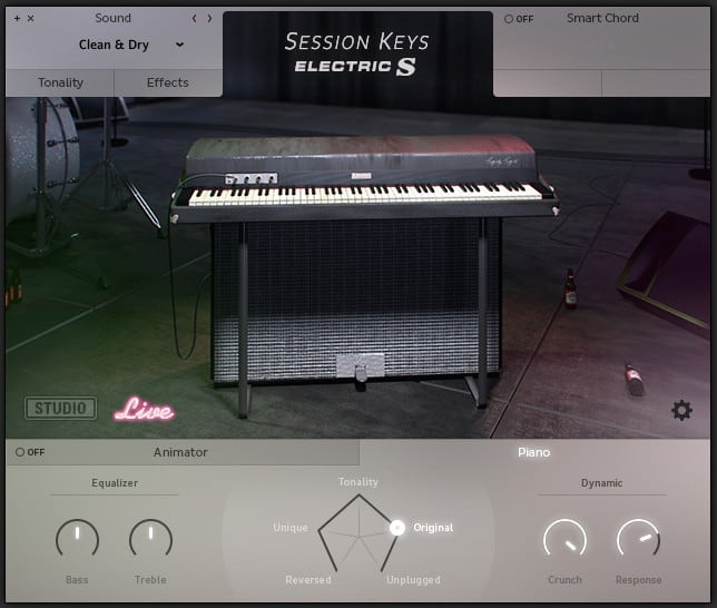e-instruments Session Keys Electric S Testbericht