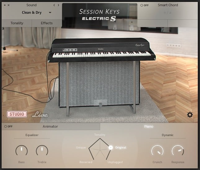 e-instruments Session Keys Electric S Testbericht