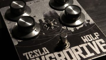 JPTR FX Tesla Wolf Overdrive Testbericht