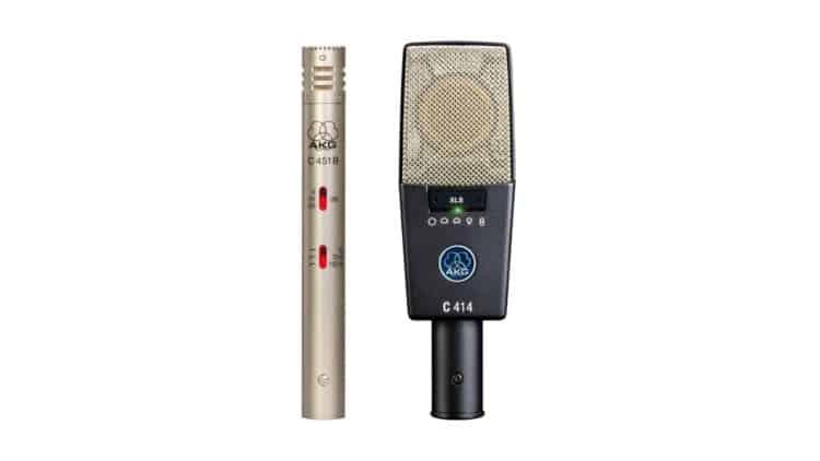 FAQ: Was ist ein Kondensatormikrofon?
