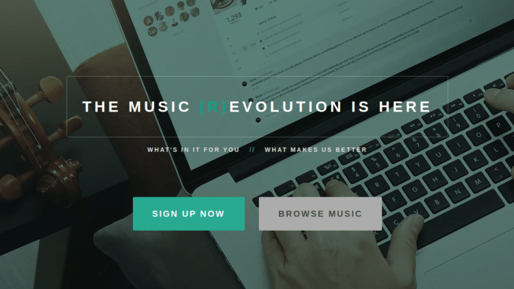 Der neue Musikdienst Orfium versucht Kunden von SoundCloud anzulocken.