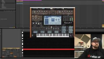 Programm Changes in Ableton Live
