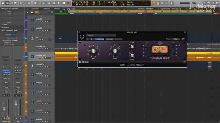 Rap Vocals abmischen - Dopplung