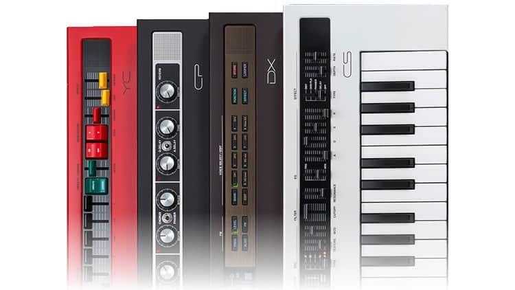 Yamaha Reface: Was Du über die 4 Mini-Instrumente wissen musst
