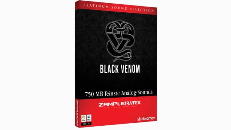 Sample Pack Black Venom