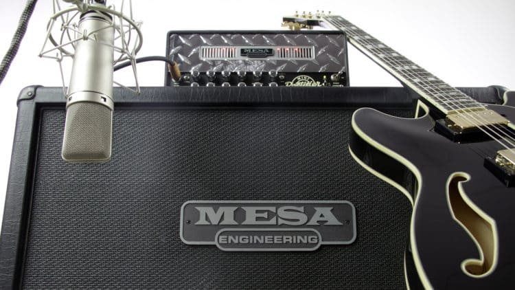 Amp Mikrofonierung