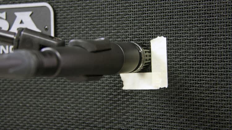Amp Mikrofonierung & Recording: Gitarrenverstärker aufnehmen