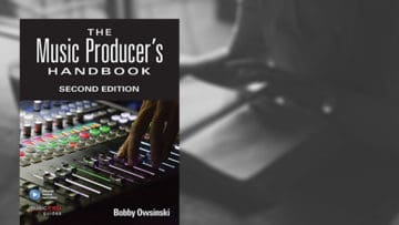 Buchtipp: The Music Producer´s Handbook - Second Edition