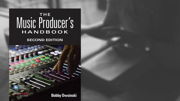 Buchtipp: The Music Producer´s Handbook - Second Edition