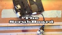 The ScrubBoard - Tape-Scratching Deluxe.